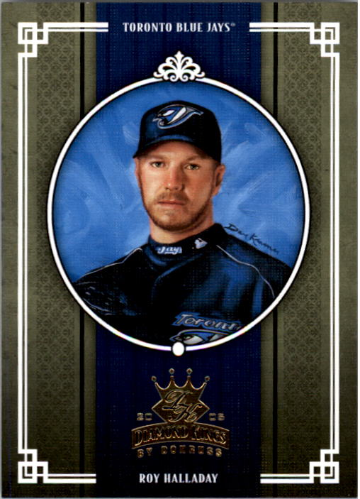 2005 Diamond Kings #239 Roy Halladay
