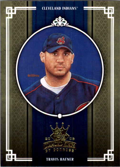 2005 Diamond Kings #339 Travis Hafner