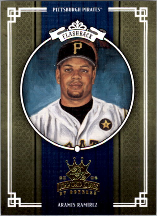 2005 Diamond Kings #420 Aramis Ramirez