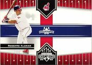 2005 Donruss Champions Impressions #20 Roberto Alomar Indians