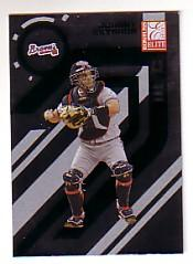 2005 Donruss Elite #15 Johnny Estrada