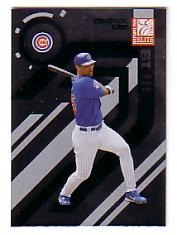 2005 Donruss Elite #34 Derrek Lee