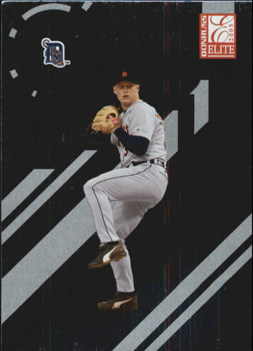 2005 Donruss Elite #61 Jeremy Bonderman