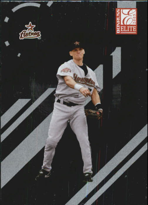 2005 Donruss Elite #72 Craig Biggio