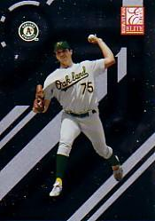 2005 Donruss Elite #105 Barry Zito