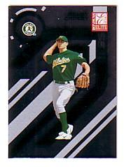 2005 Donruss Elite #106 Bobby Crosby