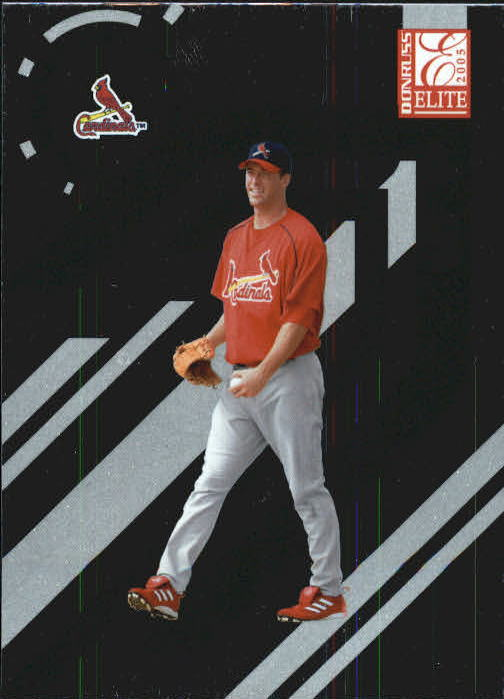 2005 Donruss Elite #109 Mark Mulder
