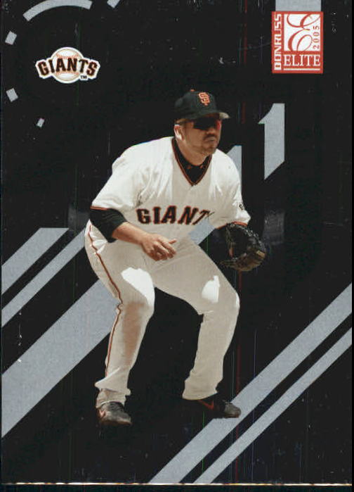 2005 Donruss Elite #122 Edgardo Alfonzo