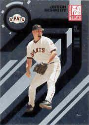 2005 Donruss Elite #124 Jason Schmidt