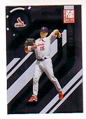 2005 Donruss Elite #133 Jim Edmonds