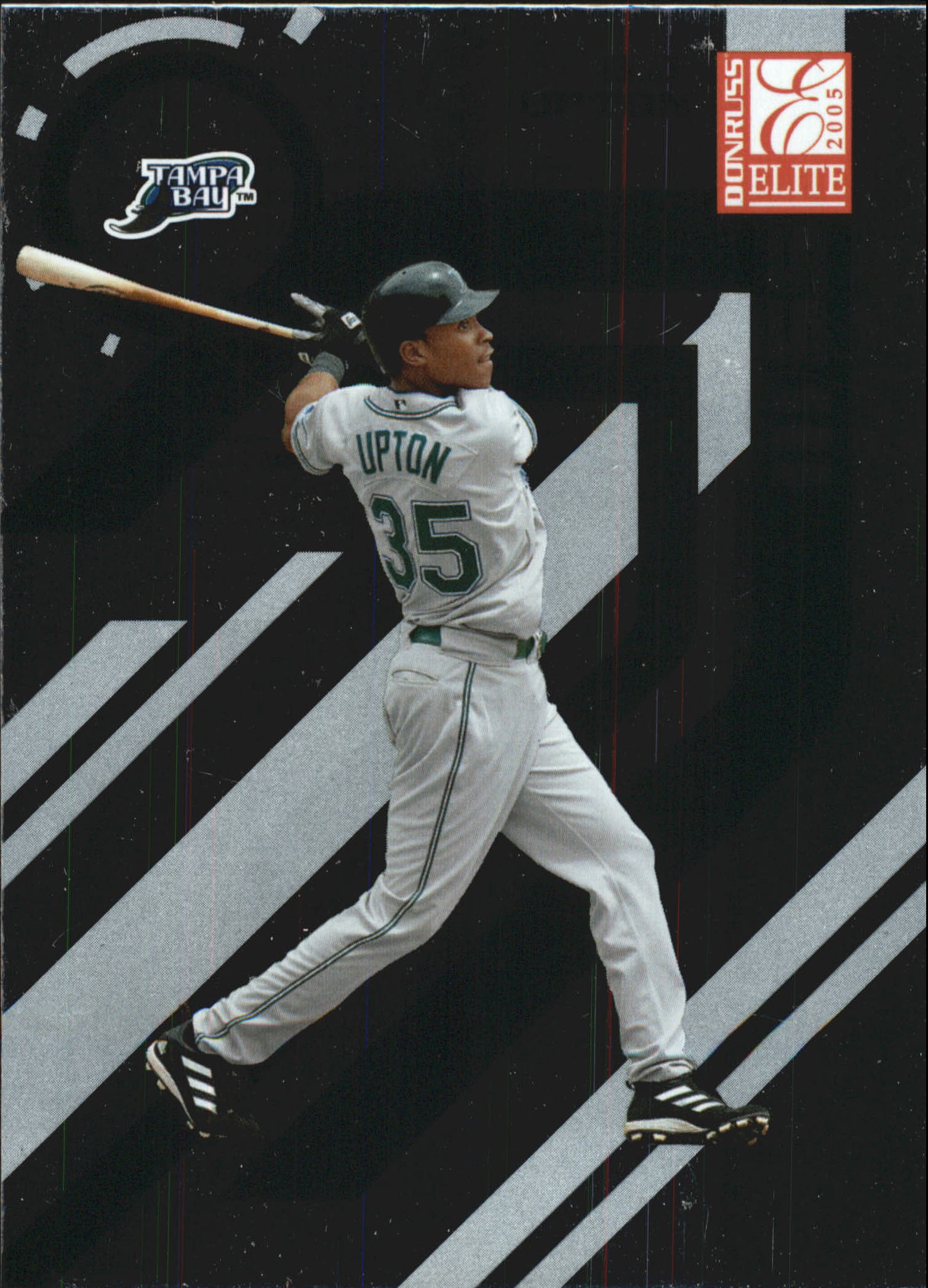 2005 Donruss Elite #137 B.J. Upton