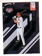 2005 Donruss Elite #150 Jose Vidro