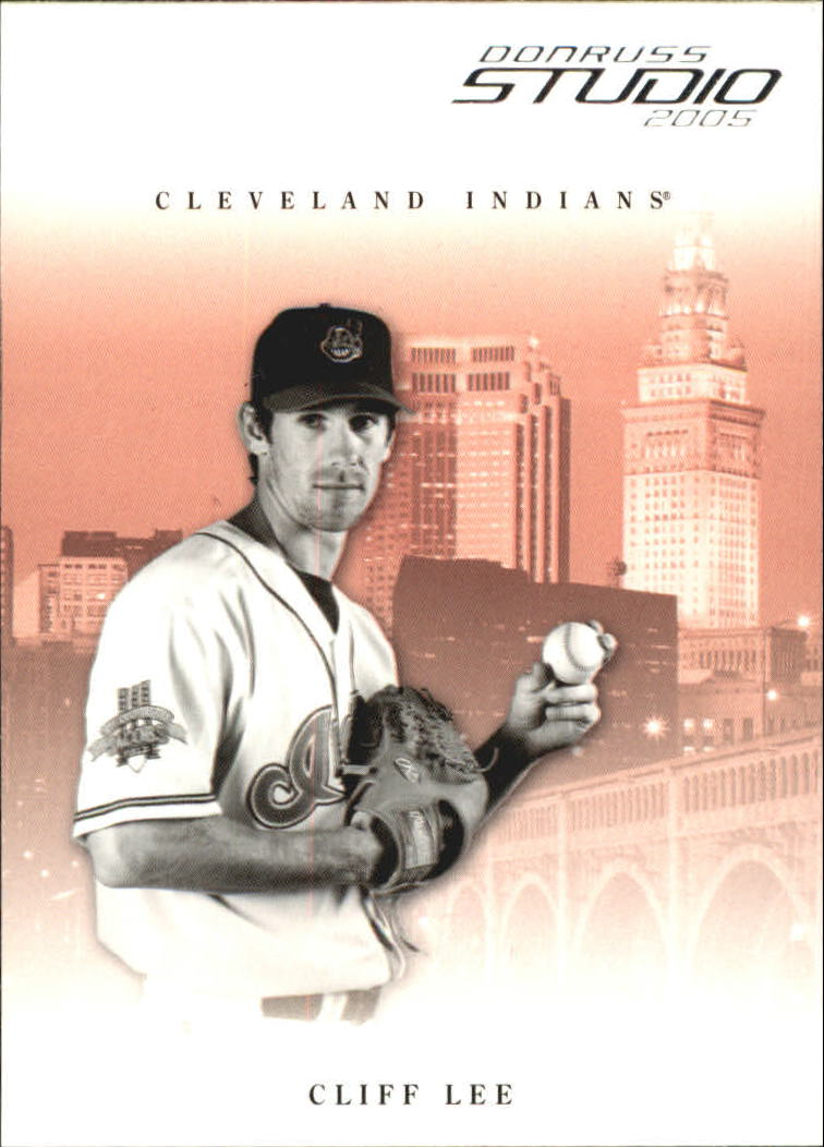 2005 Studio #87 Cliff Lee