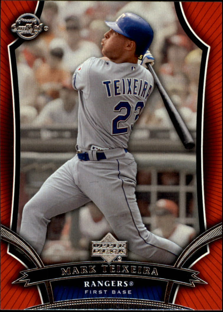 2005 Sweet Spot #28 Mark Teixeira