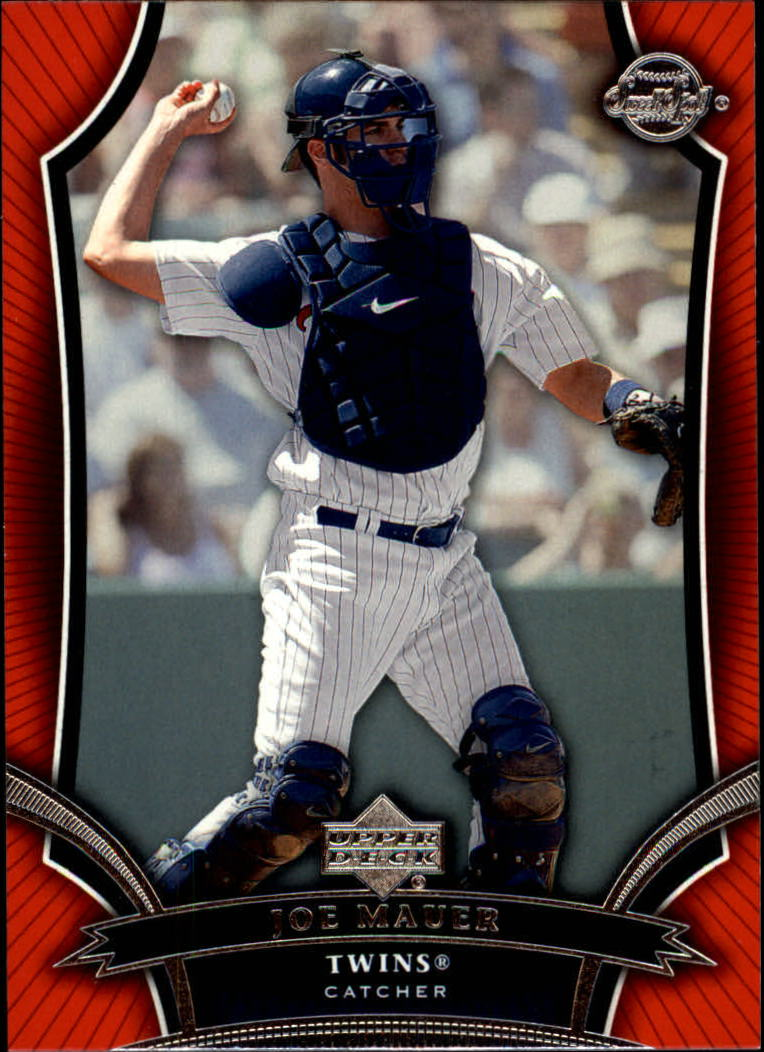 2005 Sweet Spot #44 Joe Mauer