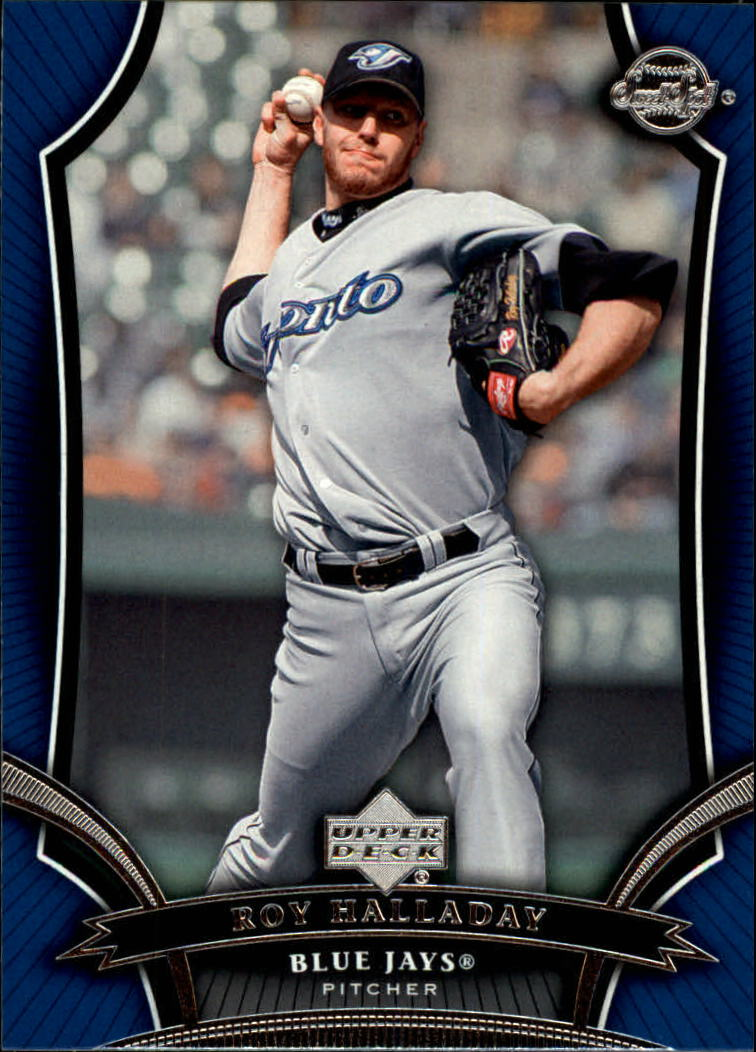 2005 Sweet Spot #88 Roy Halladay