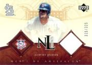 2005 Artifacts AL/NL Artifacts #AP Albert Pujols Jsy/325