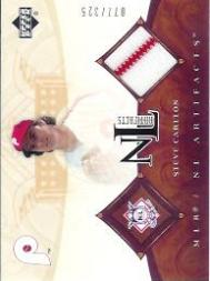 2005 Artifacts AL/NL Artifacts #CA Steve Carlton Jsy/325