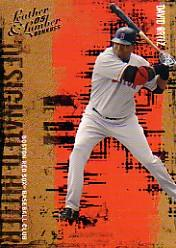 2005 Leather and Lumber #37 David Ortiz