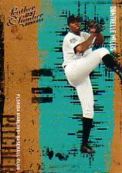 2005 Leather and Lumber #40 Dontrelle Willis