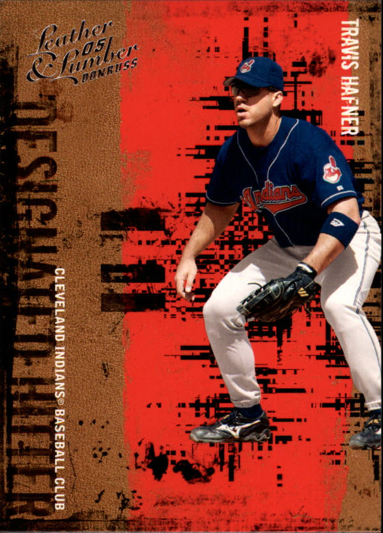 2005 Leather and Lumber #131 Travis Hafner