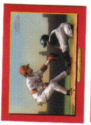 2005 Topps Turkey Red Red #49 A Close Play J.Rollins CL