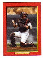 2005 Topps Turkey Red Red #63 Javy Lopez
