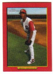 2005 Topps Turkey Red Red #82 Ramon Ortiz