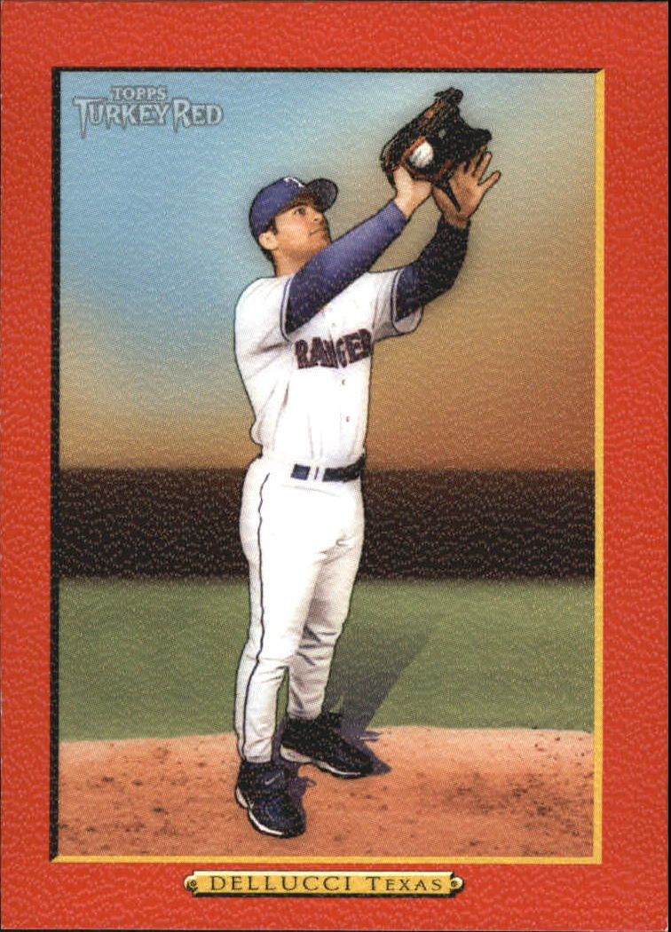 2005 Topps Turkey Red Red #238 David Dellucci