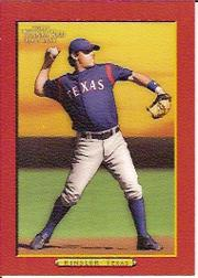 2005 Topps Turkey Red Red #285 Ian Kinsler