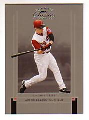 2005 Donruss Classics #28 Austin Kearns