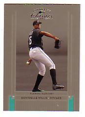 2005 Donruss Classics #35 Dontrelle Willis