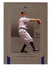 2005 Donruss Classics #47 Tom Glavine