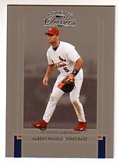 2005 Donruss Classics #99 Albert Pujols