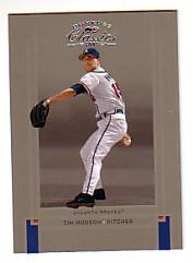 2005 Donruss Classics #115 Tim Hudson