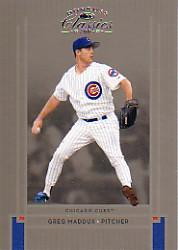 2005 Donruss Classics #131 Greg Maddux