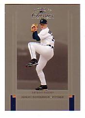 2005 Donruss Classics #189 Jeremy Bonderman
