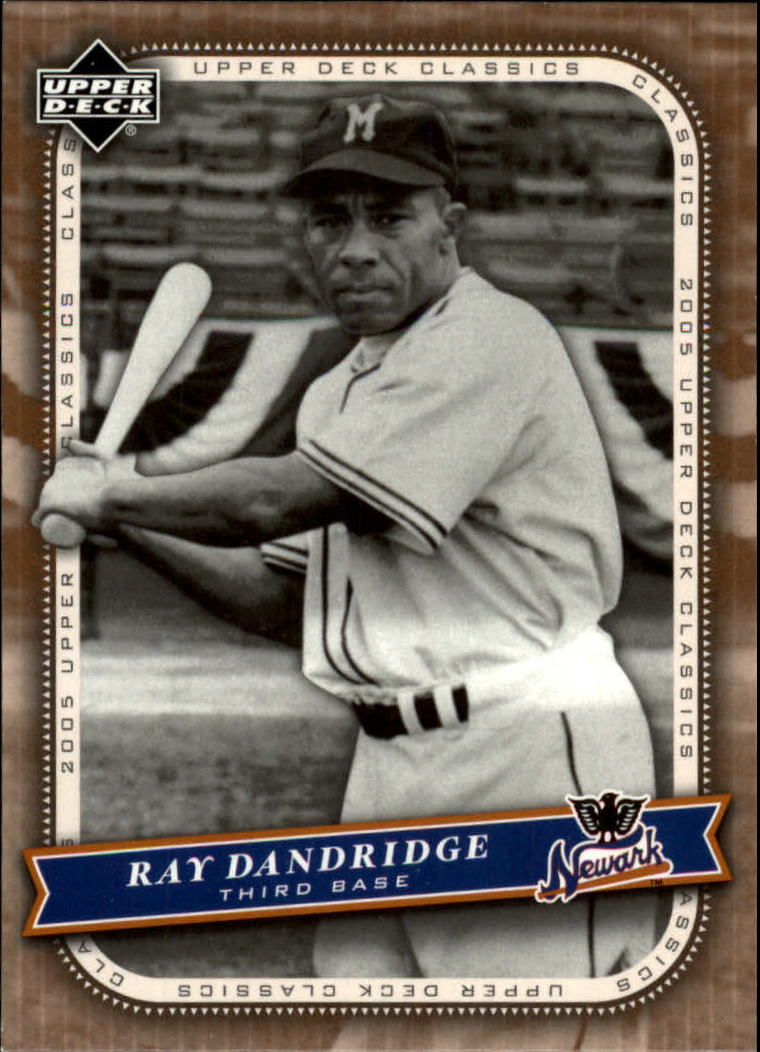 2005 Upper Deck Classics #79 Ray Dandridge