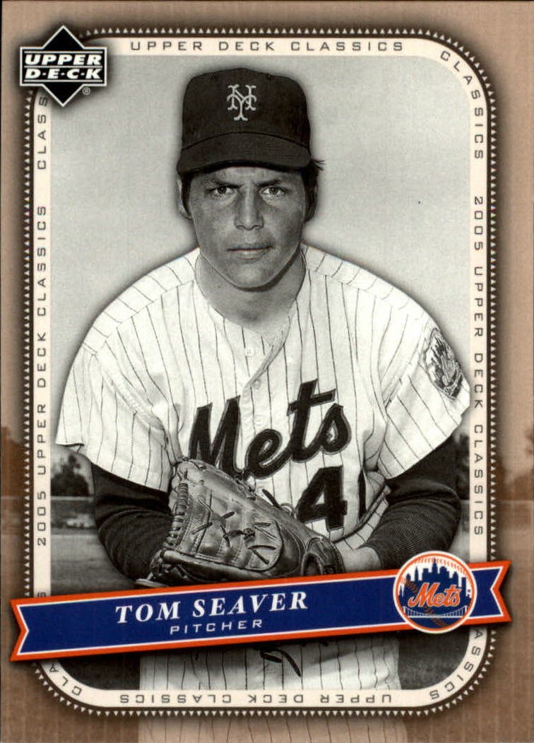 2005 Upper Deck Classics #90 Tom Seaver