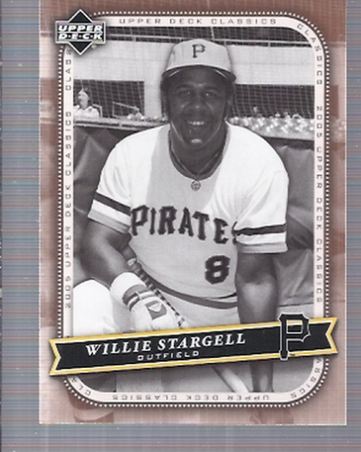 2005 Upper Deck Classics #99 Willie Stargell