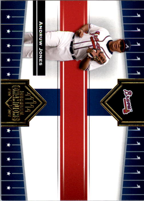 2005 Donruss Champions #6 Andruw Jones