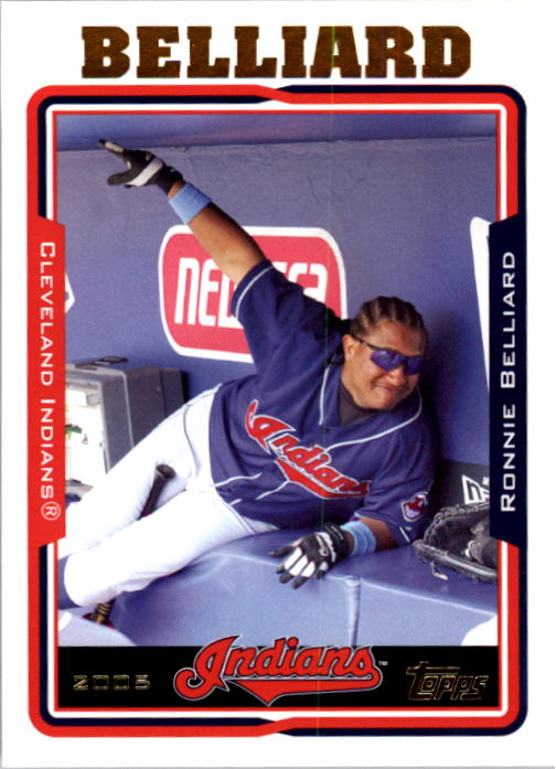 2005 Topps #109 Ronnie Belliard