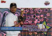 2005 Topps Own the Game #28 Johan Santana