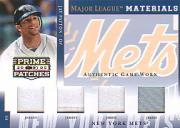 2005 Prime Patches Major League Materials Quad Swatch #4 Jay Payton J-J-J-J/150