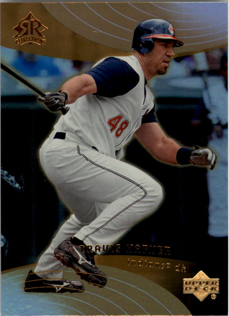 2005 Reflections #32 Travis Hafner