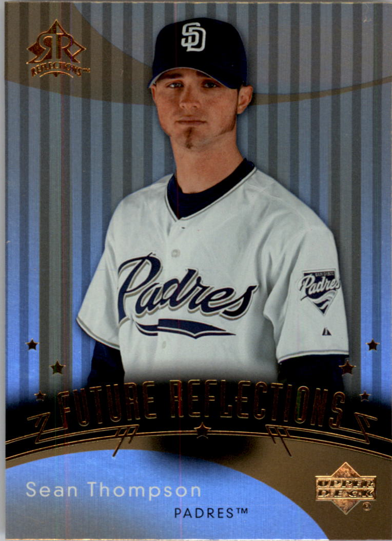 2005 Reflections #274 Sean Thompson FR RC