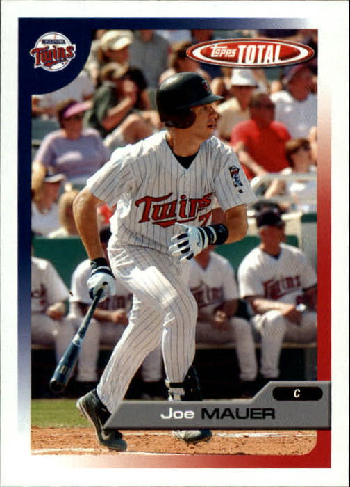 2005 Topps Total #360 Joe Mauer