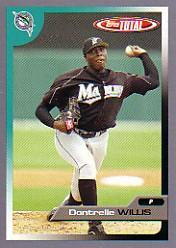 2005 Topps Total Silver #443 Dontrelle Willis