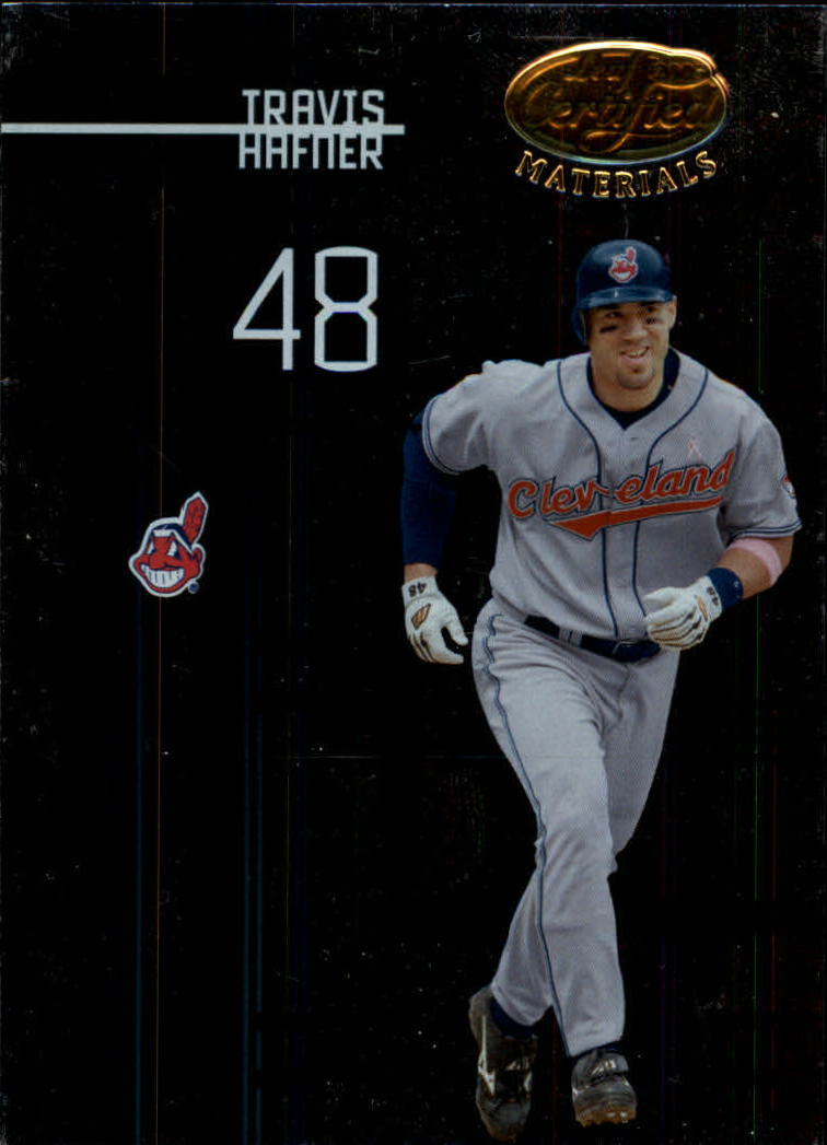 2005 Leaf Certified Materials #144 Travis Hafner