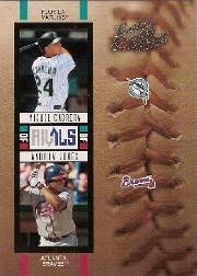 2005 Leather and Lumber Rivals #15 M.Cabrera/A.Jones